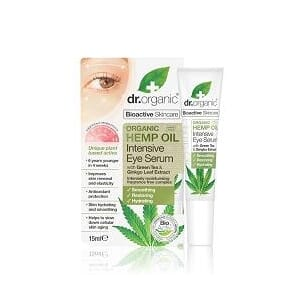DR. ORGANIC HEMP EYE SERUM 15 ML