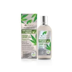 DR. ORGANIC HEMP SHAMPOO 265 ML