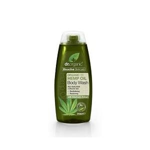 DR. ORGANIC HEMP BODY WASH 250 ML