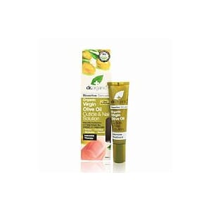 DR. ORGANIC VIRGIN OLIVE OIL CUTICLE & NAIL SOL 15