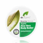 DR. ORGANIC ALOE VERA BODY BUTTER 200 ML