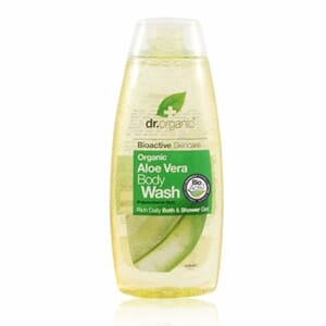 DR. ORGANIC ALOE VERA BODY WASH 250 ML.