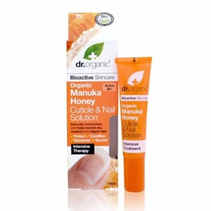 DR. ORGANIC MANUKA CUTICLE & NAIL SOLUTION 15 ml.