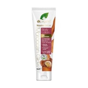 DR. ORGANIC MOROCCAN GLOW TAN EXTENDER LOTION