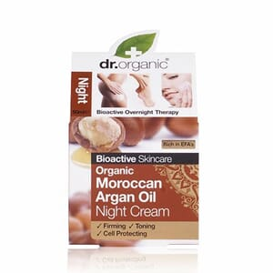 DR. ORGANIC MAROCCAN ARGAN OIL NIGHT CREAM 50 ML