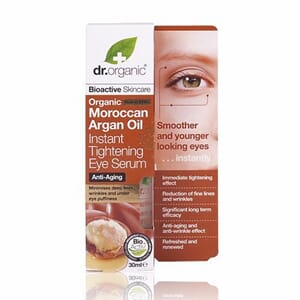 DR. ORGANIC MAROCCAN ARGAN OIL EYE SERUM 30 ML