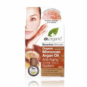 DR. ORGANIC MAROCCAN ARGAN OIL ANTI AGING CELL SYS 30 ML