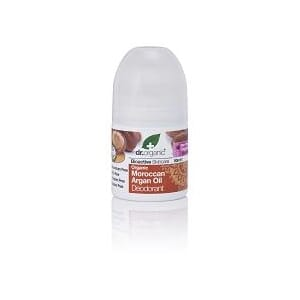 DR. ORGANIC MAROCCAN ARGAN DEO ROLL ON 50 ML.