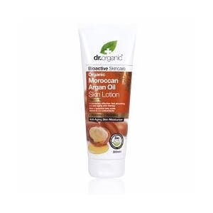 DR. ORGANIC MAROCCAN ARGAN BODY LOTION 200 ML