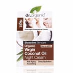 DR. ORGANIC VIRGIN COCONUT NATTKREM 50 ML