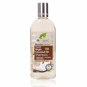 DR. ORGANIC VIRGIN COCONUT SHAMPOO 265 ML