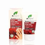 DR. ORGANIC ROSE OTTO HAND & NAIL CREAM 125 ML