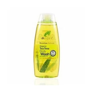 DR. ORGANIC TEA TREE BODY WASH 250 ML