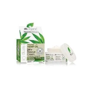 DR. ORGANIC HEMP 24 HR RESCURE CREAM 50 ML