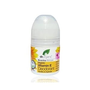 DR. ORGANIC VITAMIN E DEO ROLL ON 50 ML