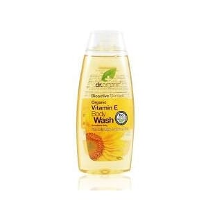 DR. ORGANIC VITAMIN E BODY WASH 250 ML