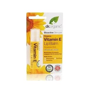 DR. ORGANIC VITAMIN E LIP BALM SPF 15 5,7 ML