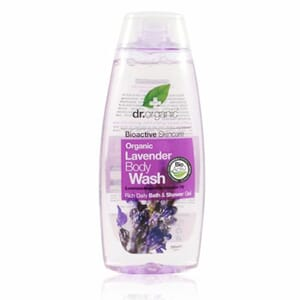 DR. ORGANIC LAVENDER BODY WASH 250 ML.
