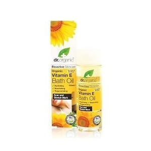 DR. ORGANIC VITAMIN E BATH OIL 100 ML