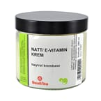 Nattkrem, base 500 ml