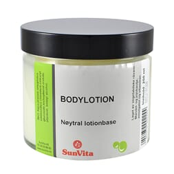 Bodylotion nøytral 250 ml