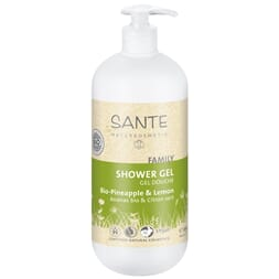 SANTE Family Duschgel Bio-Pineapple & Lemon 950 ml