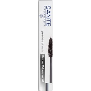 SANTE Mascara volume black 01