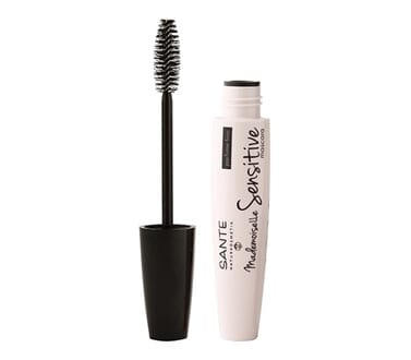 Sante mademoiselle sensitive mascara 01 black