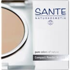 SANTE Pressed powder light sand 02 Utgått