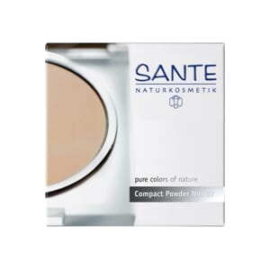 SANTE Pressed powder light sand 02