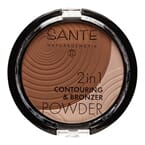 Sante 2in1 contouring & bronzing powder 02