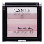 Sante beautifying highlighter 02 rose