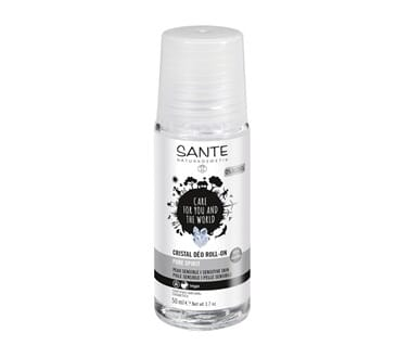 SANTE Crystal roll-on deodorant 50 ml.