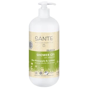 SANTE Family Duschgel Bio-Pineapple & Lemon 500 ml