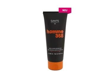 Sante man homme 365 body & hair shower gel 200 ml